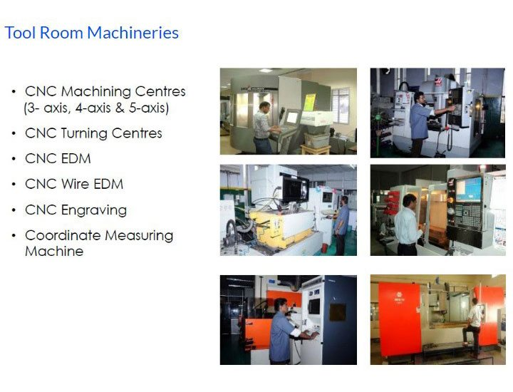 FACILITIES - TOOLING LABORATORY